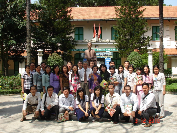Excellence for Leaders of Vietnamese High Schools