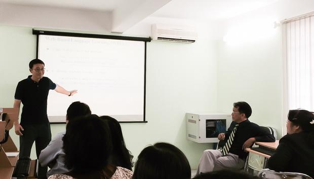 Tập huấn về những xu hướng và công cụ mới trong việc sử dụng công nghệ máy tính hỗ trợ việc học ngôn ngữ