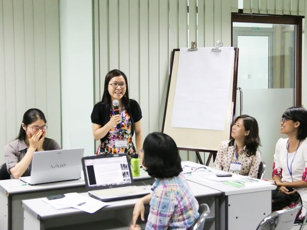 """Khóa tập huấn nghiên cứu khoa học """"Các khía cạnh ứng dụng của công tác nghiên cứu khoa học: Từ xác định vấn đề đến công bố kết quả nghiên cứu"""", module 2 – Thiết kế nghiên cứu"""