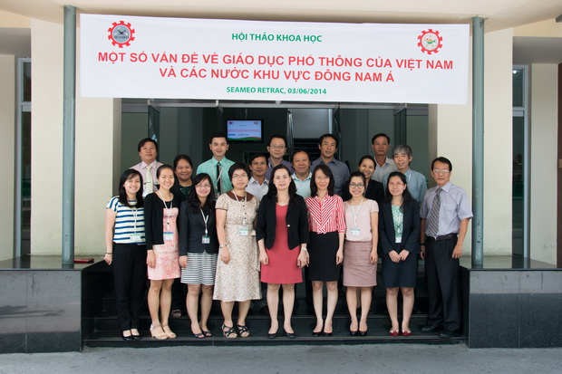 "Seminar on ""Some Challenges of Basic Education in Vietnam and in some other Southeast Asian Countries"""