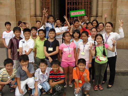 Chương trình học hè cho thiếu nhi 2009