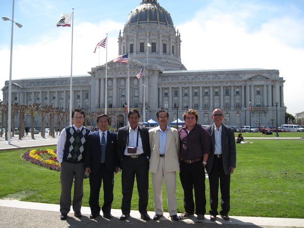 Study Field Trip for Vietnamese University Administrators to the US