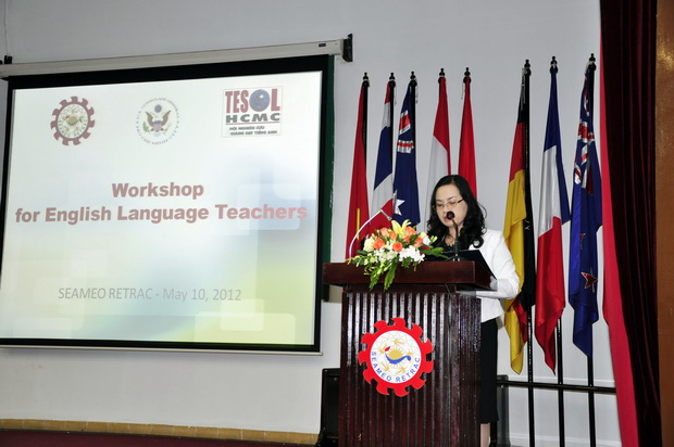 A Series of Training Workshops for English Language Teachers