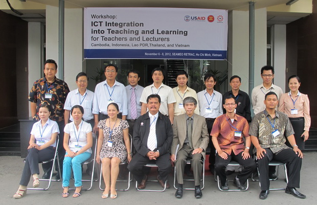 """Tập huấn """"Ứng dụng công nghệ thông tin trong dạy và học"""""""