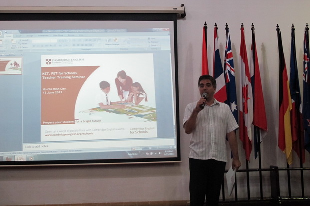 KET & PET for Schools Teacher Training Seminar