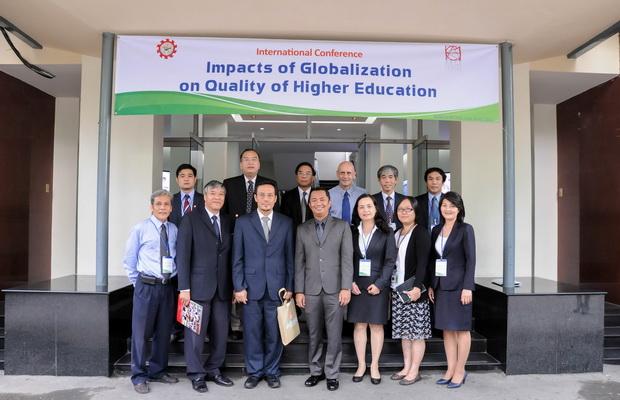 """Hội thảo quốc tế """"Tác động của toàn cầu hóa đến chất lượng giáo dục đại học"""""""
