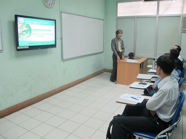Opening Ceremony for Intensive English Pre-Departure Program for Candidates of Project 911