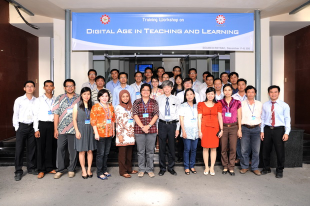 "Training Workshop on ""Digital Age in Teaching and Learning"""