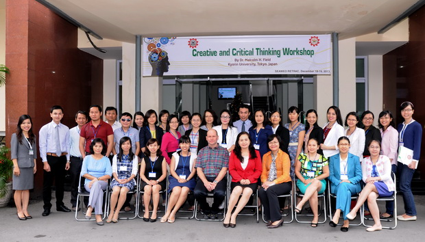"""Training Workshop on """"Creative and Critical Thinking"""""""