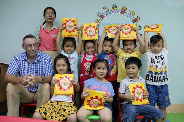 Activities on Children's Day
