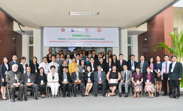 "SEAMEO College – Module 3: Forum on ""Innovations in Education: Innovative Approaches to Student Learning and Development in Southeast Asia Region"""