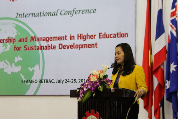 "International Conference on ""Leadership and Management in Higher Education for Sustainable Development"""