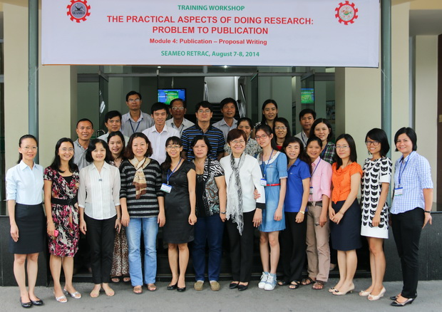"Training Workshop on ""The Practical Aspects of Doing Research: Problem to Publication"", Module 4 – Publication – Proposal Writing"
