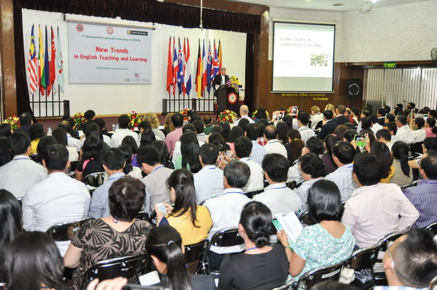 "5th Annual International Conference on TESOL: ""New Trends in English Teaching and Learning"""