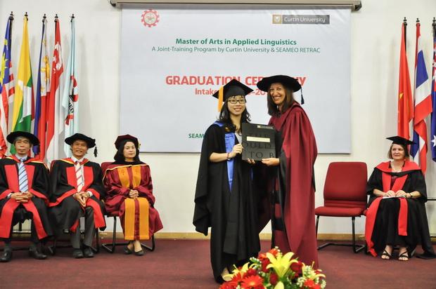 Curtin University MA-Applied Linguistics Alumni Event