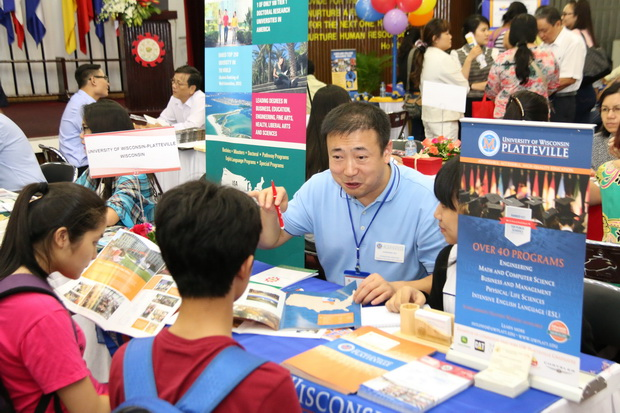U.S. Education Fair