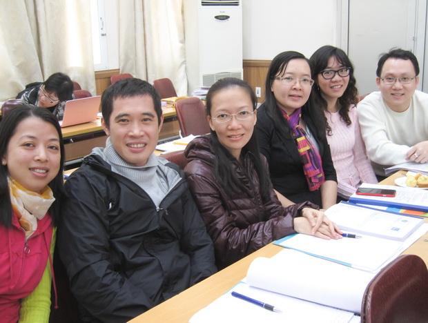 Khóa tập huấn bồi dưỡng năng lực viết tiểu mục đề thi từ bậc 3 đến bậc 5 theo khung năng lực ngoại ngữ 6 bậc dùng cho Việt Nam