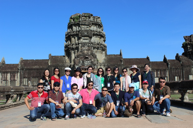 Staff Retreat in Cambodia