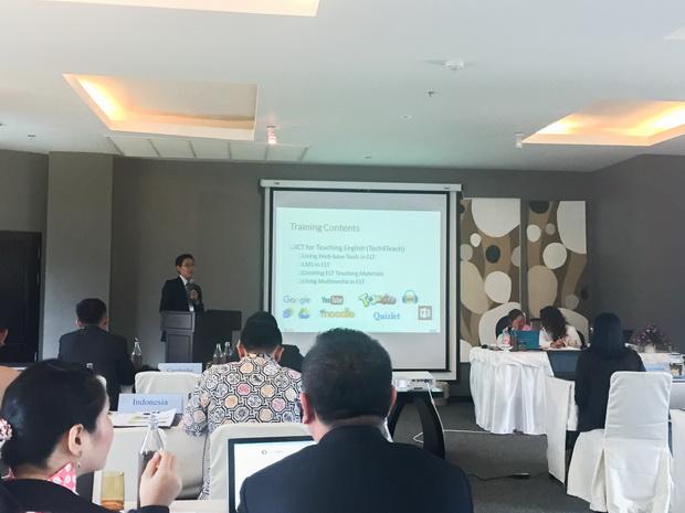 """Hội thảo chuyên đề về """"Chỉ số đánh giá chất lượng giáo dục"""" và """"Áp dụng ICT vào giáo dục"""" tại Phuket, Thái Lan"""
