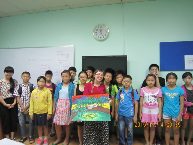 VIETNAMESE TEACHERS' DAY ACTIVITIES