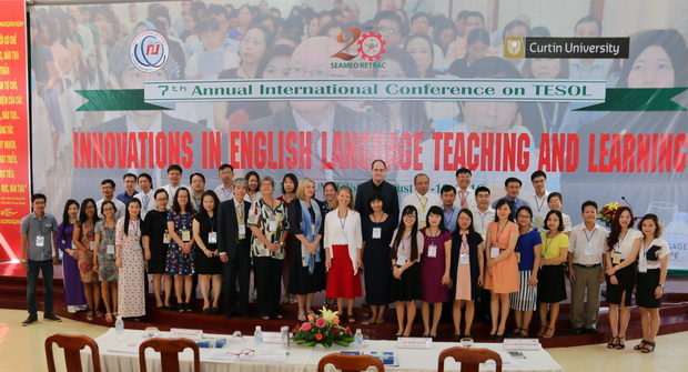 "7th Annual International Conference on ""Innovations in English Language Teaching and Learning"""
