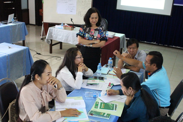 Training the Trainer Course on Capacity Building in Educational Leadership and Management