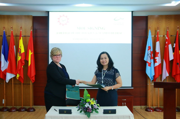 SEAMEO RETRAC PARTICIPATES IN AN INTERNATIONAL PROJECT TO LINK VIETNAMESE AND AUSTRALIAN HIGHER EDUCATION INSTITUTIONS