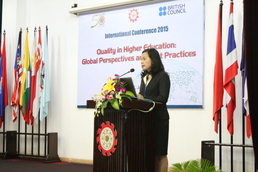 "International conference on ""Quality in Higher Education: Global Perspectives and Best Practices"""