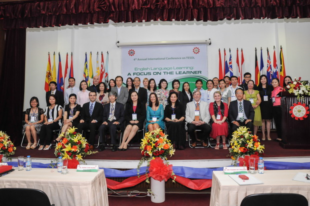 """4th Annual International Conference on TESOL: """"English Language Learning: A Focus on the Learner"""""""