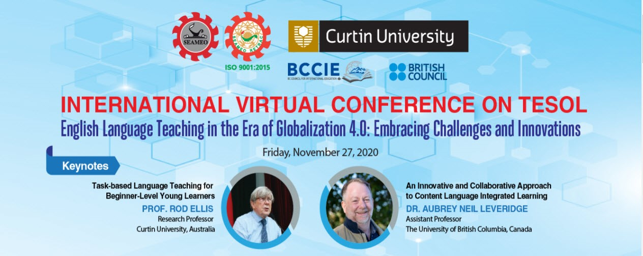 International Virtual Conference on TESOL 2020